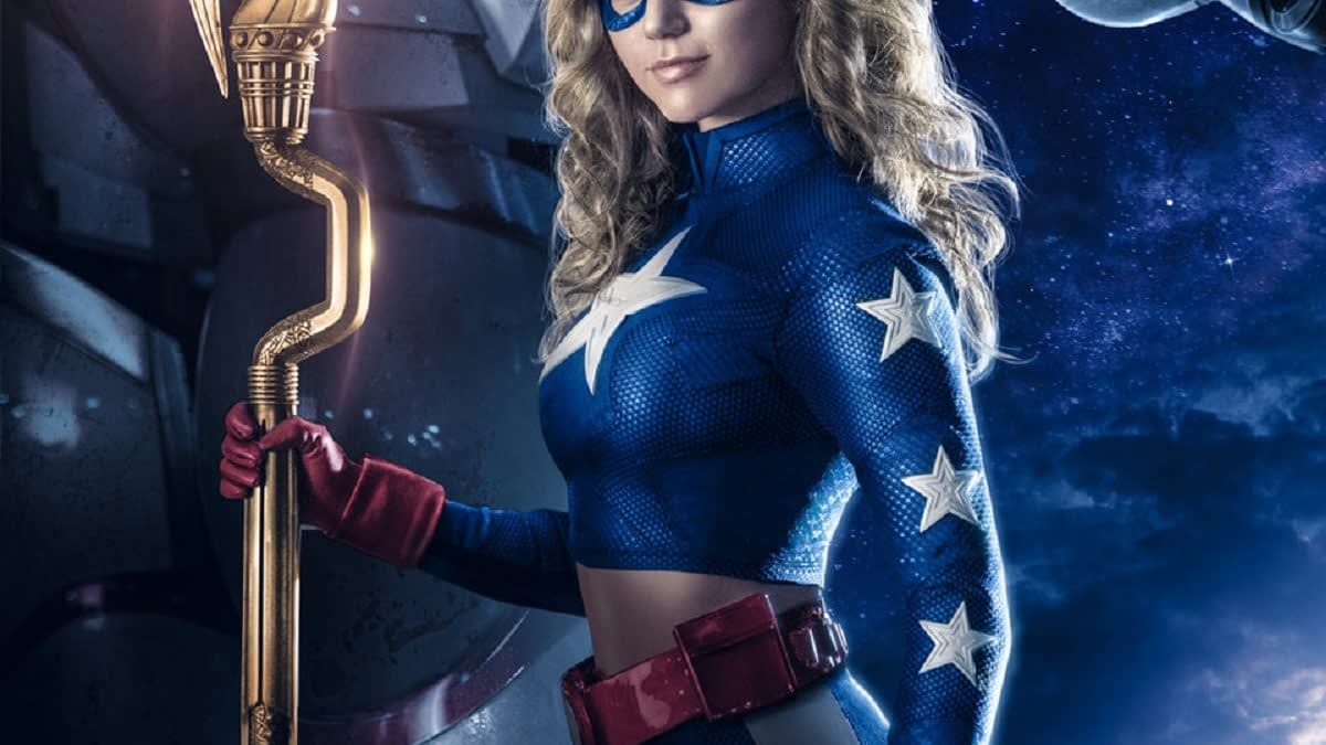 """Stargirl"": Pushback on Reports of DC Universe-to-The CW Move: ""Not Accurate"" [UPDATE]"