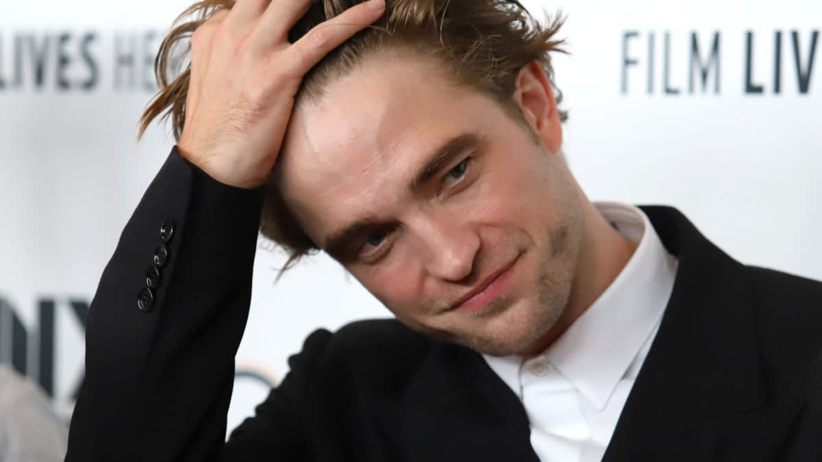 "Robert Pattinson Talks ""The Batman"" and Bringing a Complex Hero to Life"