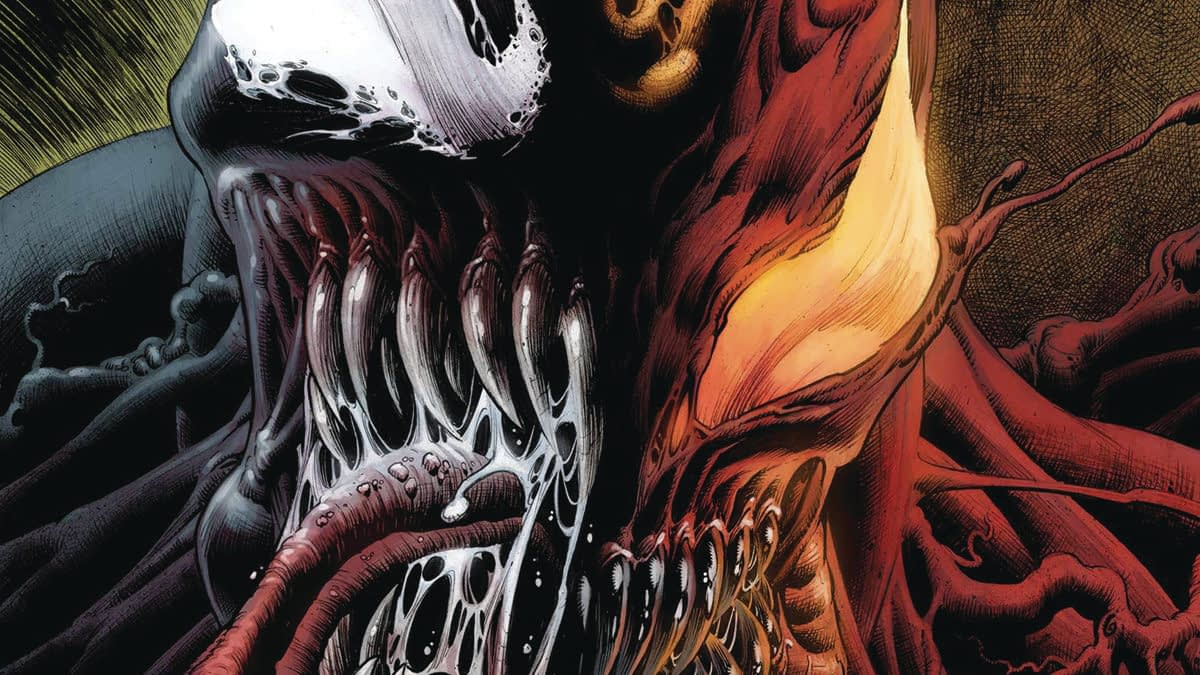 Venom #20 Will be the Craziest Issue Donny Cates Has Ever Written - Official