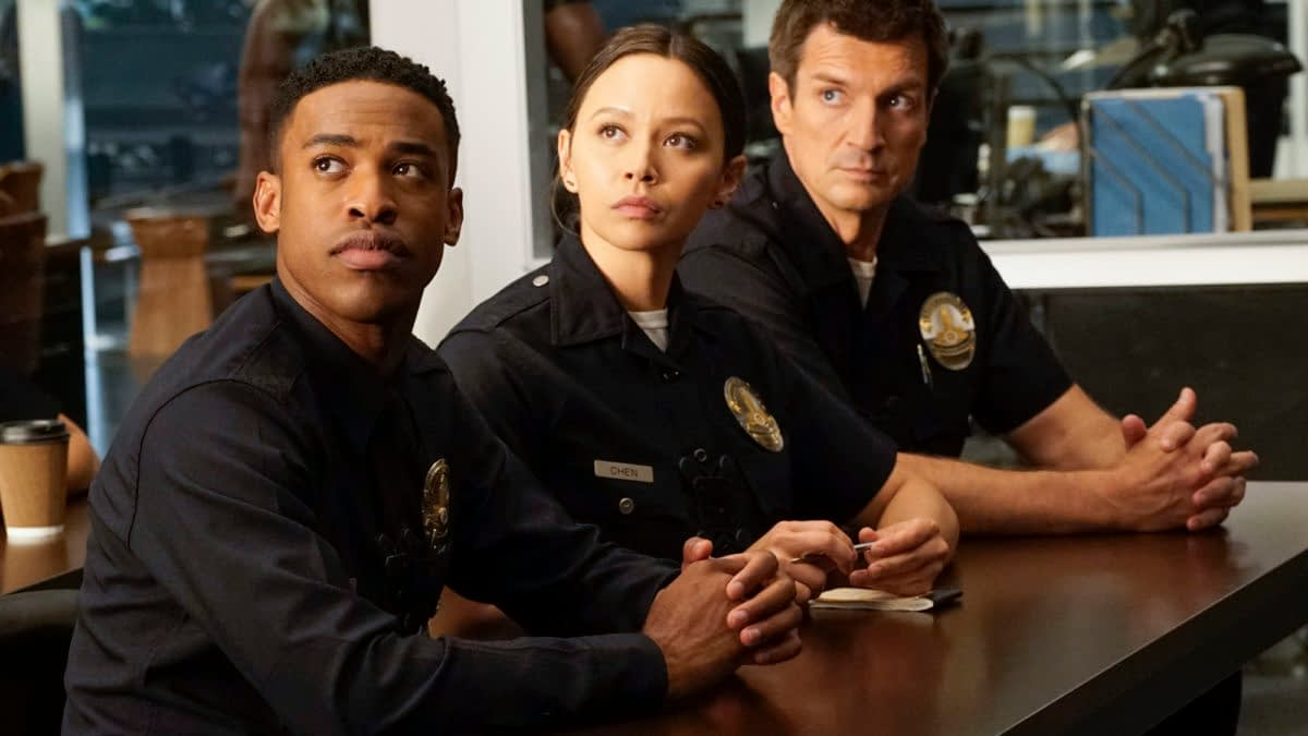 """The Rookie"" Season 2 Episode 4 Preview: Mekia Cox Debuts in ""Warriors and Guardians"""