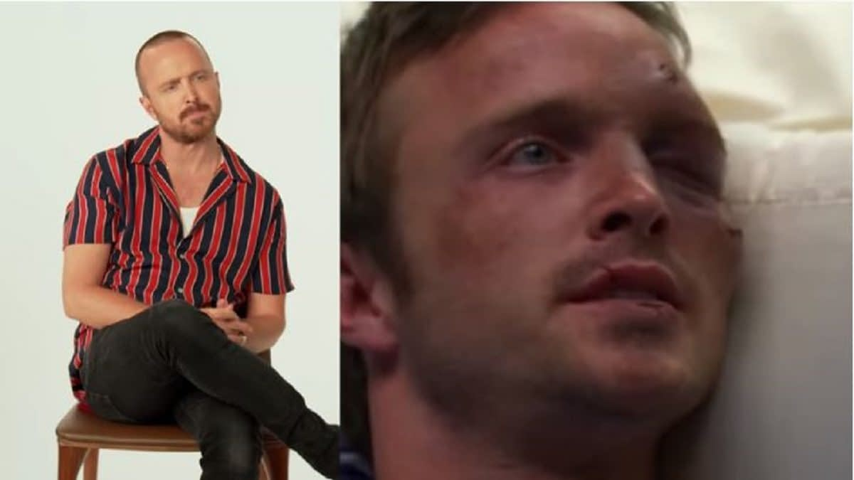 """""""El Camino: A Breaking Bad Movie"""" - Aaron Paul Traces Jesse's Long, Storied """"B*tch"""" History [VIDEO]"""