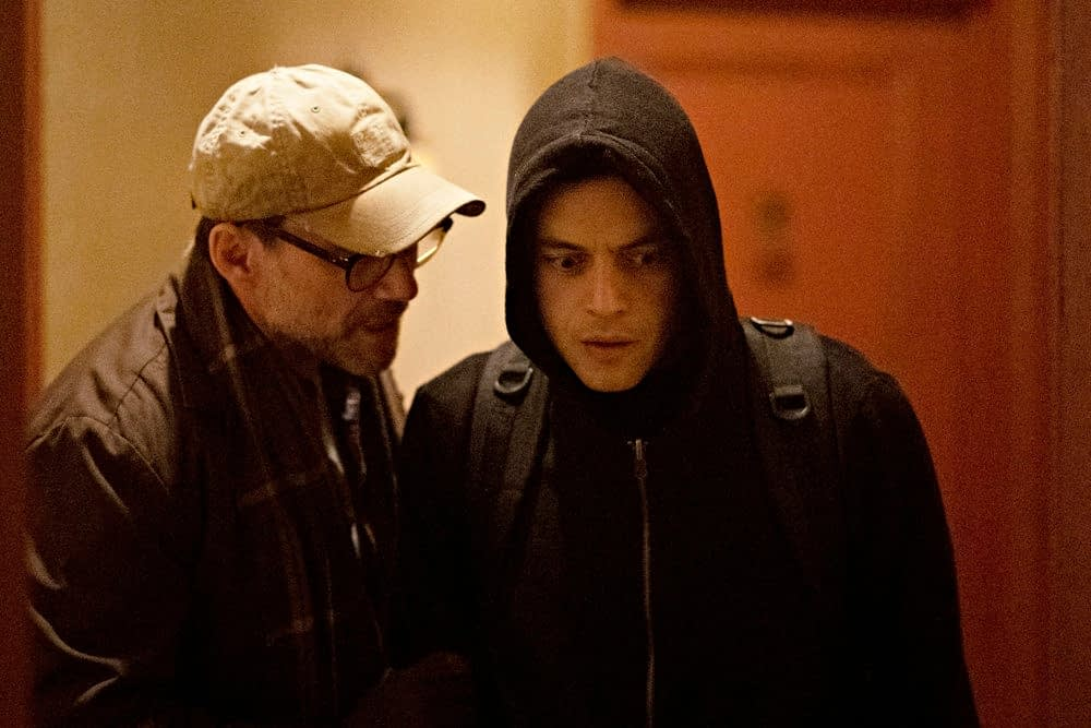 """Mr. Robot"" Season 4 ""403 Forbidden"": The Best Laid Plans of Whiterose and Elliot... [PREVIEW]"