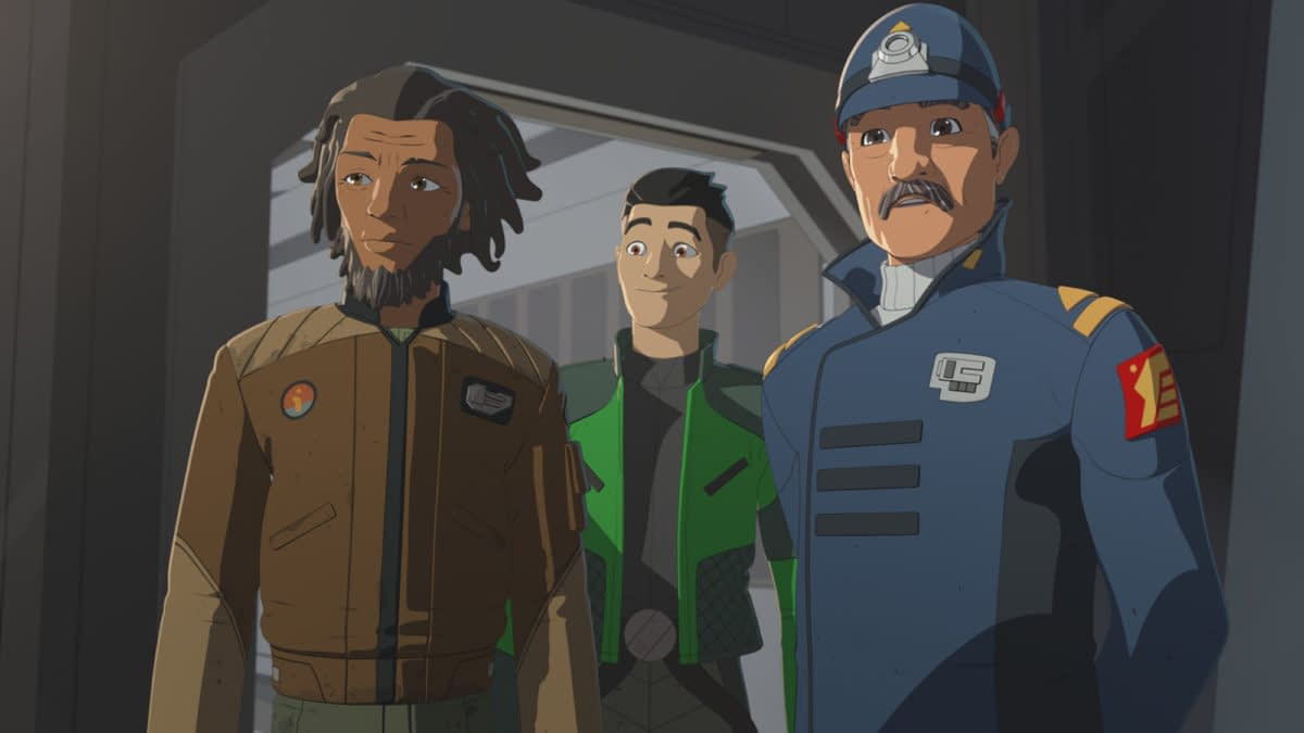 """Star Wars Resistance"" Season 2 Episode 3 Preview: ""Live Fire"" Takes The Fight To The Air"