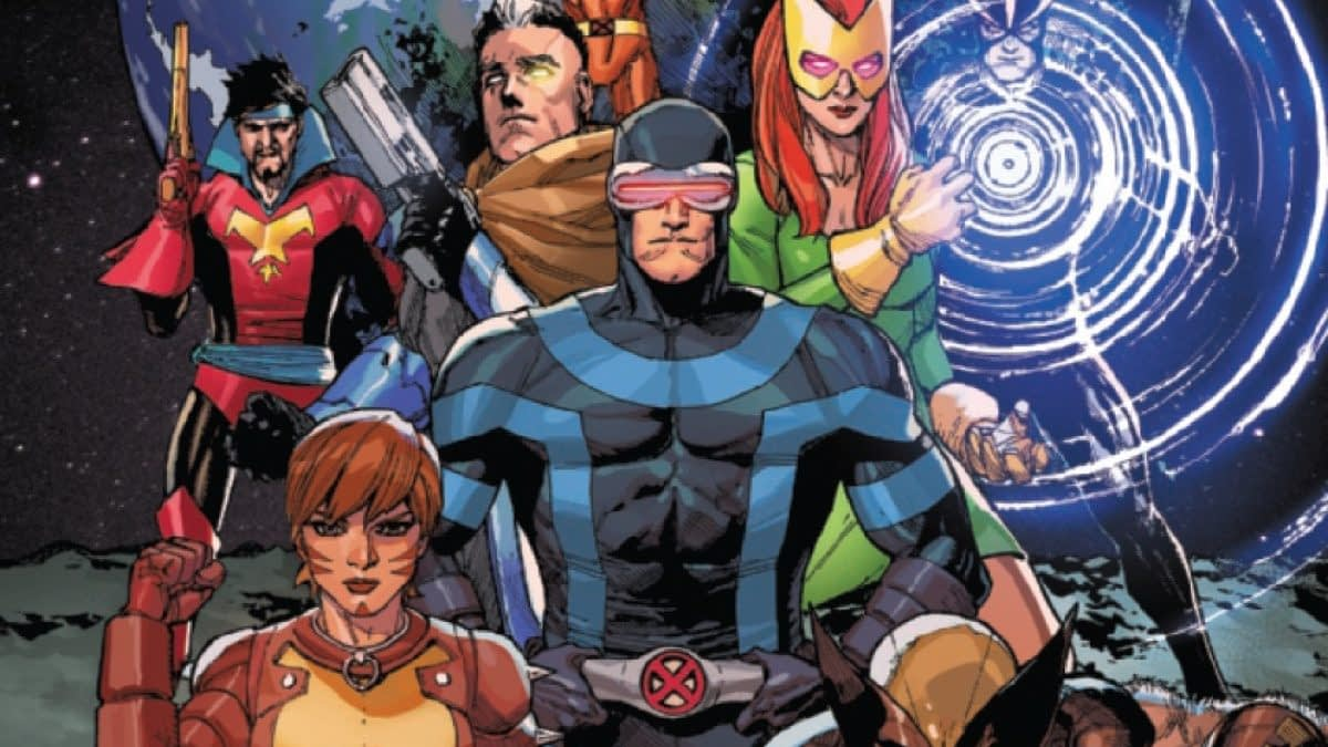 X-Men #1 is Already Better Than All of HoXPoX [X-ual Healing 10-16-19]
