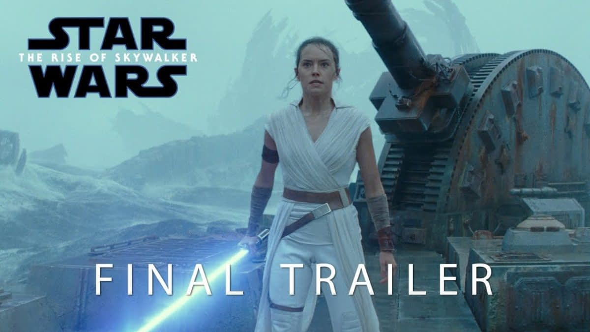 "The Final Trailer and Poster for ""Star Wars: The Rise of Skywalker"" Drops"