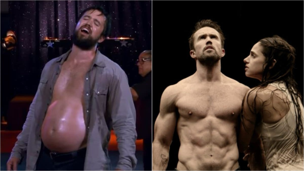 """It's Always Sunny in Philadelphia"": From ""Fat Mac"" to ""Jacked Mac"" - A Simple Man's Journey [VIDEO]"