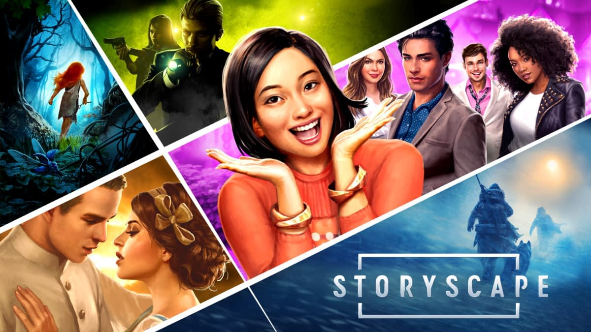 "FoxNext Games Announces ""Storyscape"" Launch On Mobile Today"