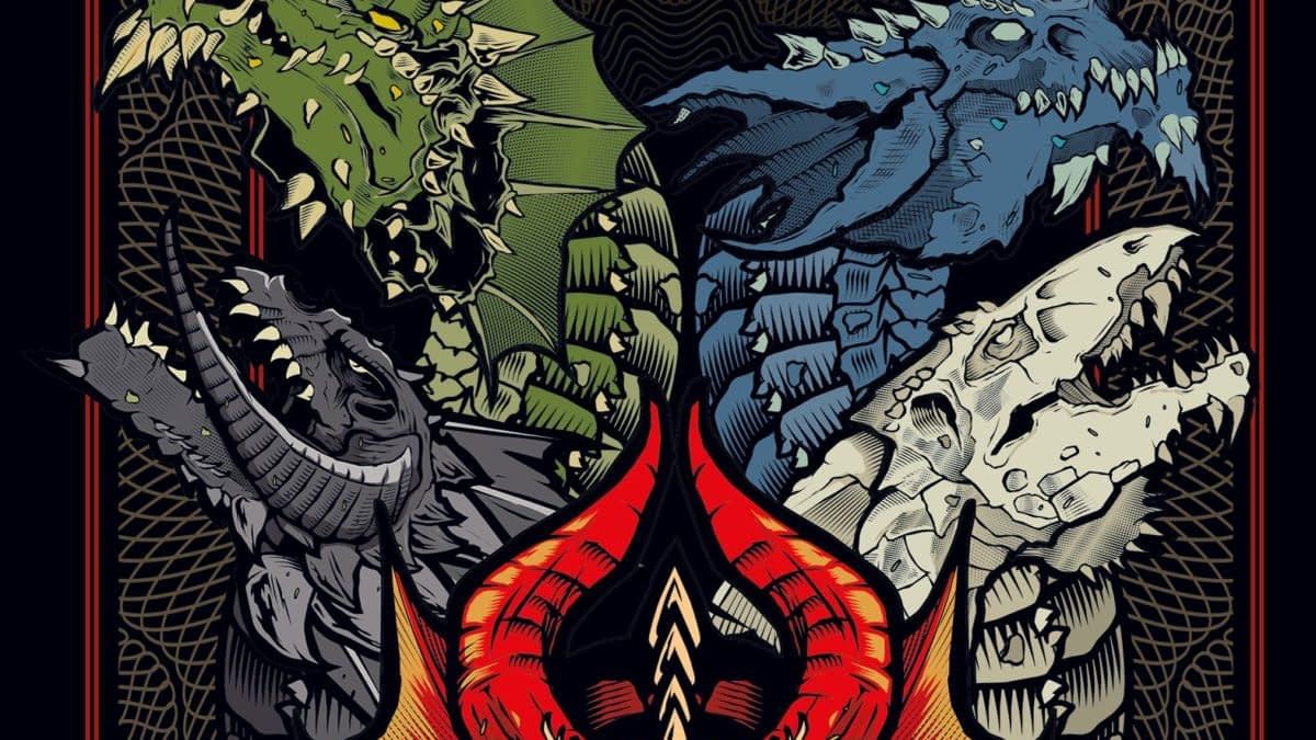 Review: Dungeons & Dragons - Tyranny Of Dragons