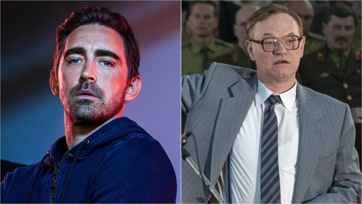 """Foundation"": Lee Pace, Jared Harris to Star in Apple TV+ Isaac Asimov Series Adapt"