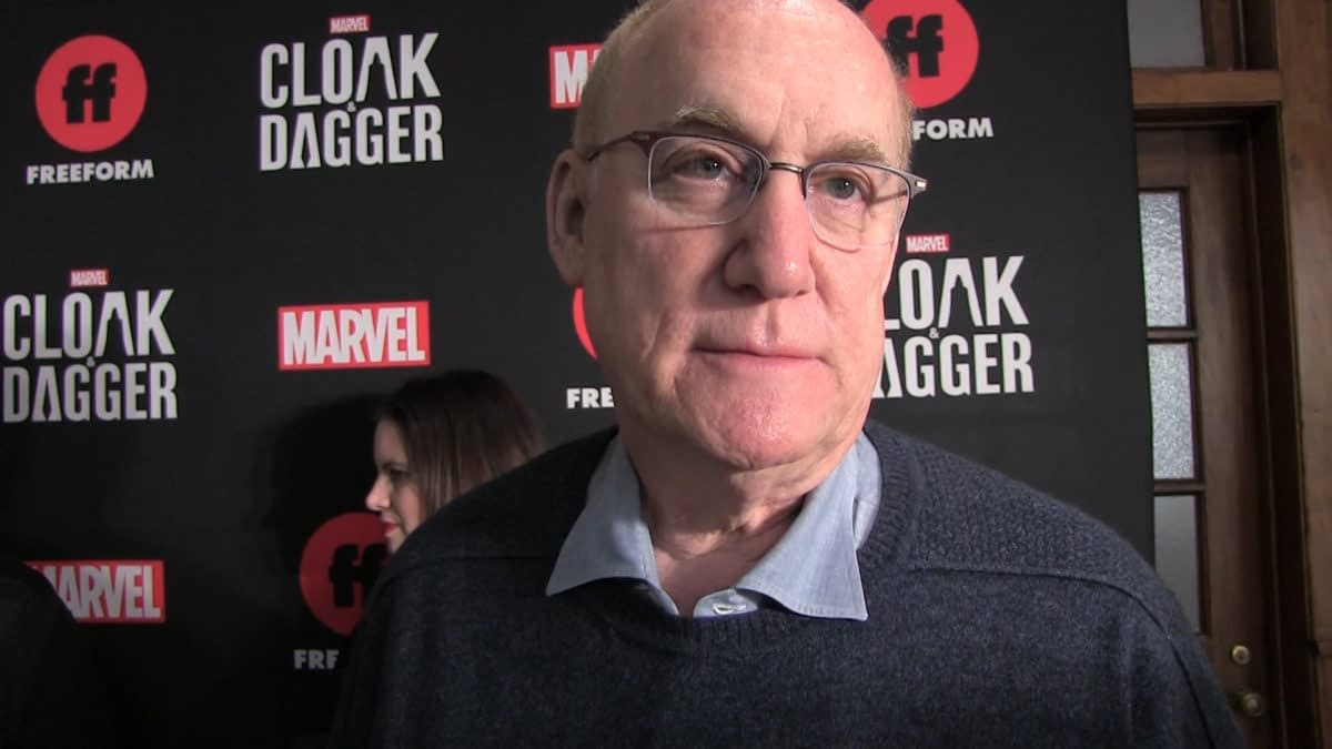 Jeph Loeb Expected to Exit Marvel Television By End of Year [REPORT]
