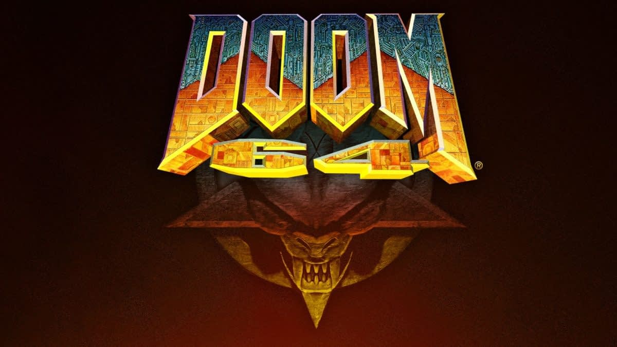 "Bethesda Softworks Announces Pre-Order Bonus For ""DOOM 64"""