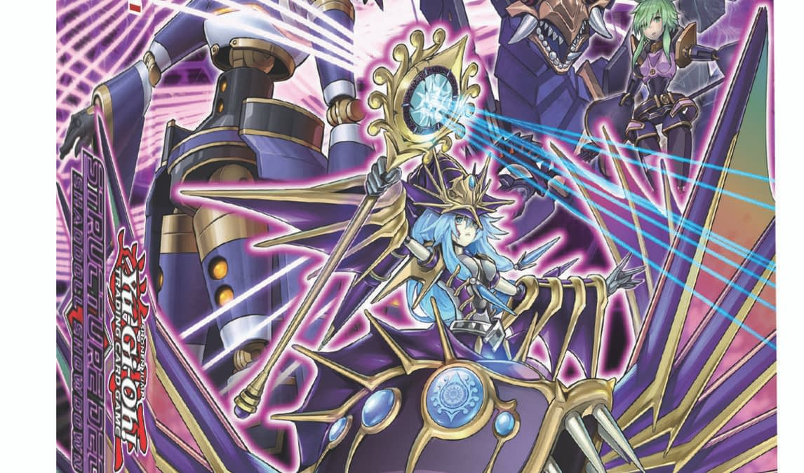 "Konami Reveals ""Yu-Gi-Oh!"" TCG - Structure Deck: Shaddoll Showdown"