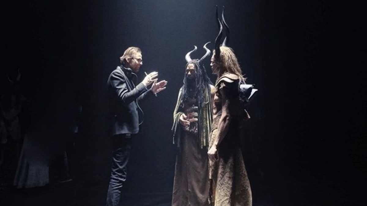 """6 New Behind-the-Scenes Pictures from """"Maleficent: Mistress of Evil"""""""