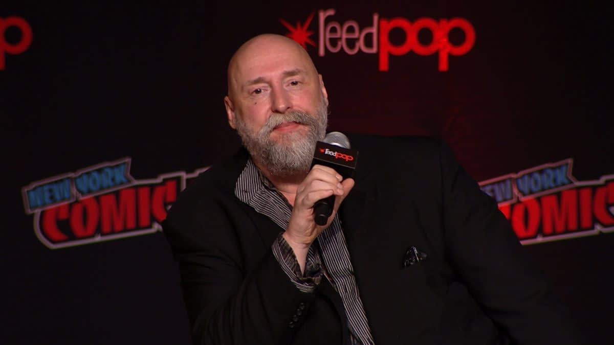 Warren Ellis on How He Got Involved in Netflix India's Heaven's Forest and, Yes, Castlevania Season 3 For 2020