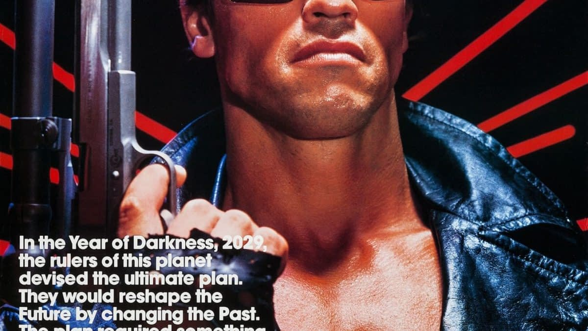 "Potts Shots: Gen Z Vs. ""The Terminator (1984)"""