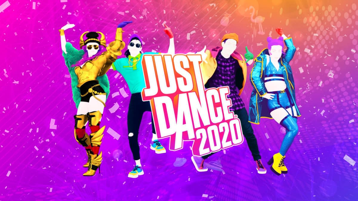 "Ubisoft Releases The ""Just Dance 2020"" Song List"