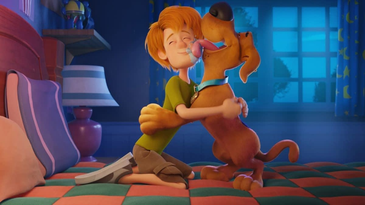 """""""Scoob!"""": 4 New Images from the New Scooby-Doo Movie, Trailer Monday"""
