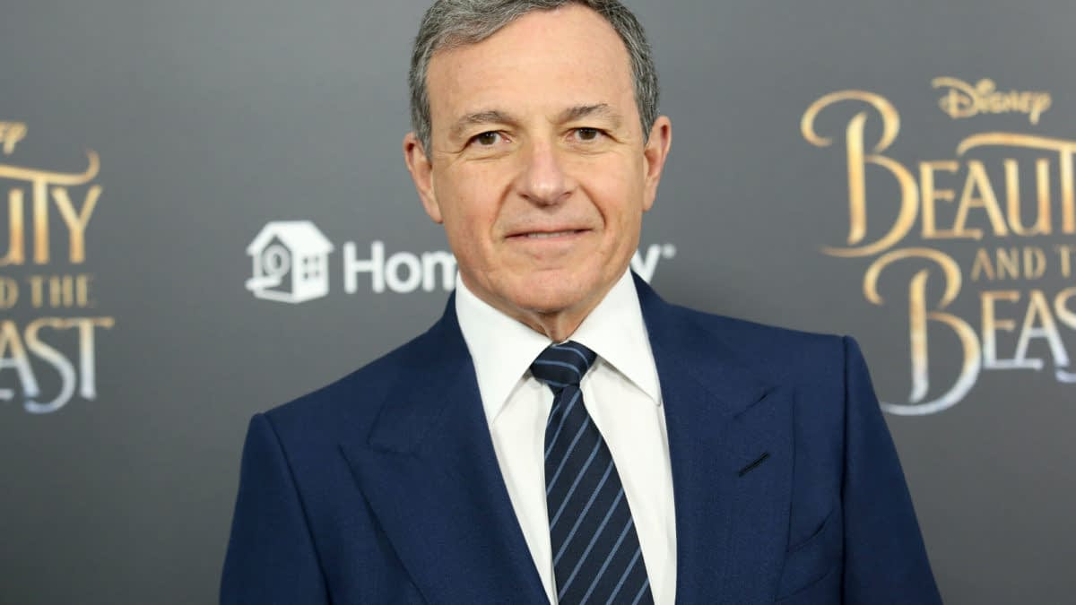 Bob Iger Says That He's Not Worried About the Gaps Between Star Wars Movies and a Post-Avengers World