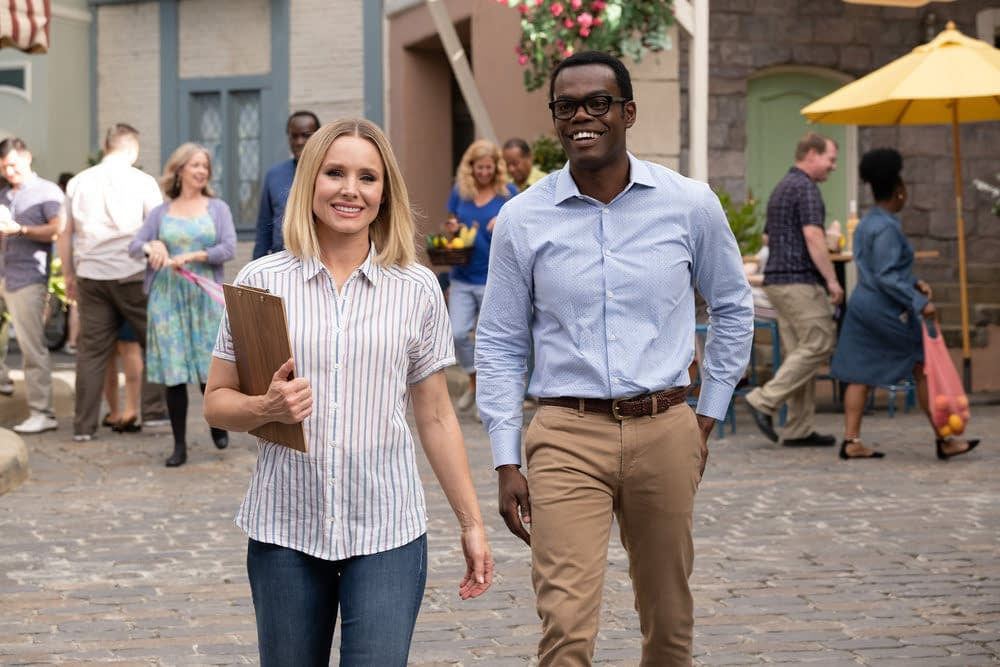 """The Good Place"" Season 4 ""Help Is Other People"" Takes Darkly Twisted Comedic Turn [SPOILER REVIEW]"