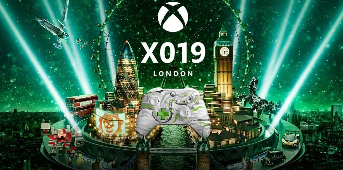 Microsoft Reveals All 24 Playable Games At XO19