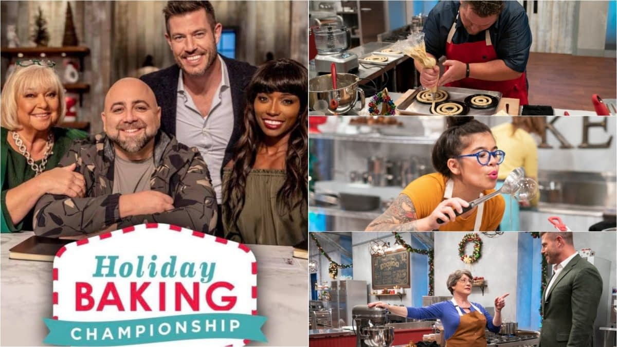 """Holiday Baking Championship"" Episode 1 ""Gearing Up for the Holidays"": We're Not in Halloween Anymore, Toto [SPOILER REVIEW]"