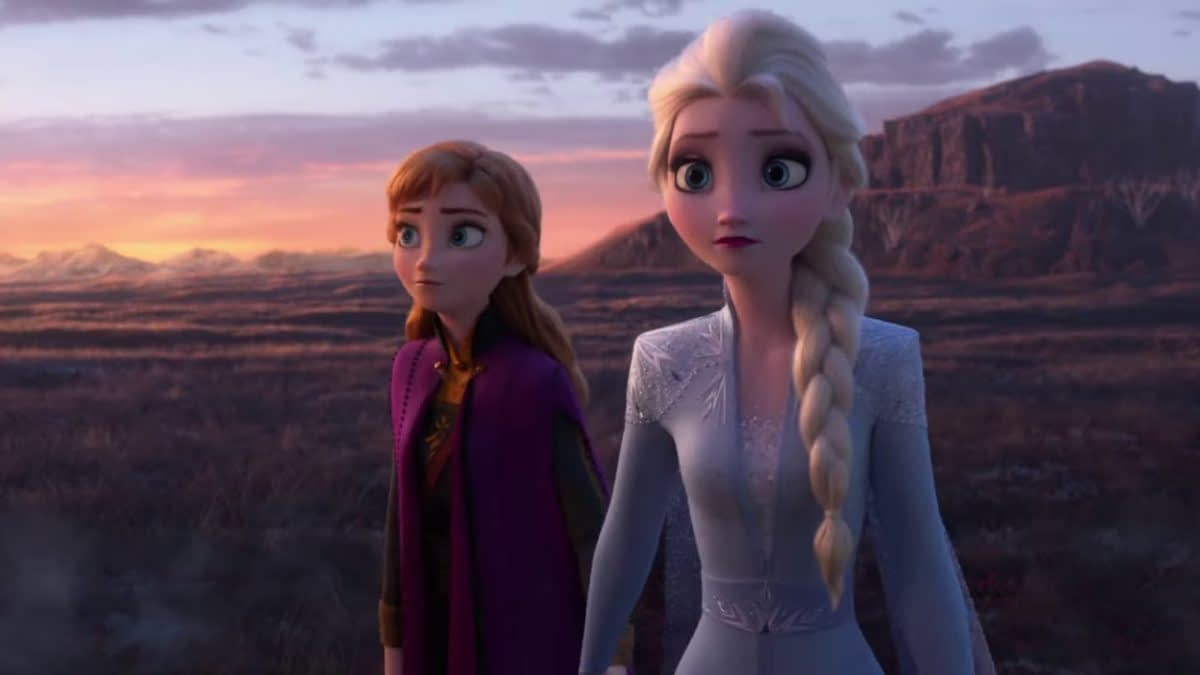 """""""Frozen 2"""" Focuses Heavily on the Sister Bond Between Anna and Elsa"""