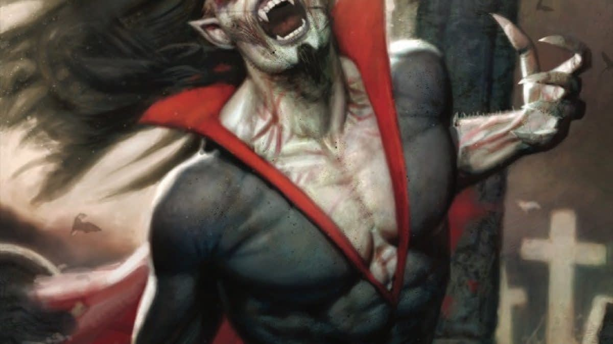 The Grim and Gritty Melter Reboot We've All Been Waiting for in Morbius #1 [Preview]