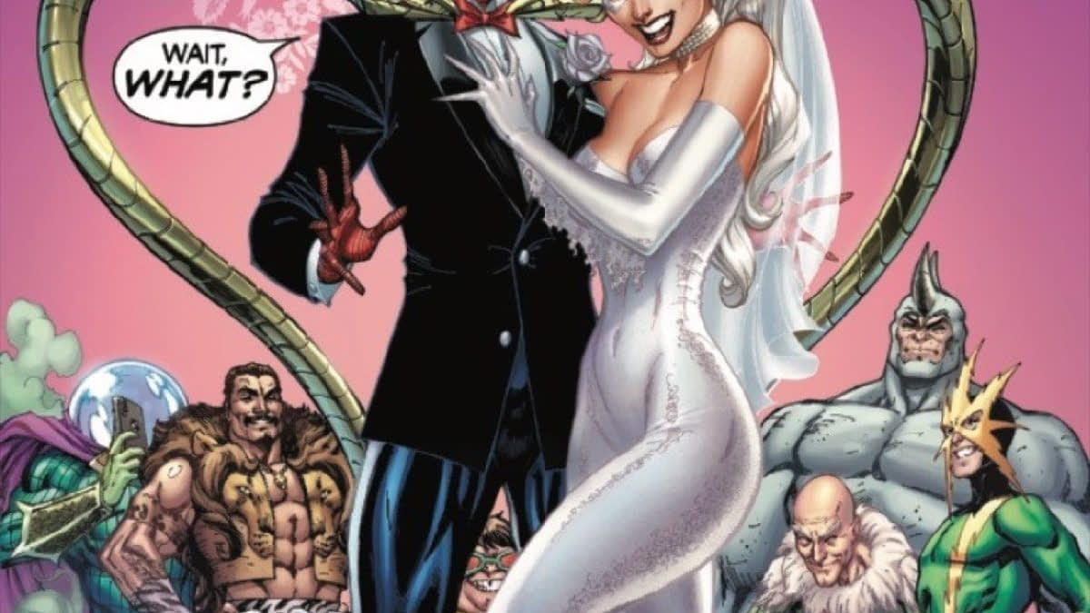 How Will Spider-Man and Black Cat Consummate Their Marriage in Black Cat Annual #1 [Preview]