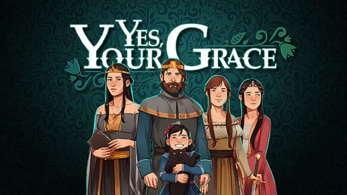 """Yes, Your Grace"" Is Getting An Open Beta This Week"