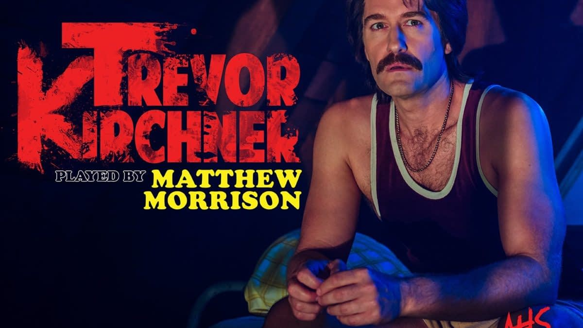 """American Horror Story: 1984"" - Season's Most Tragic Death Came at Matthew Morrison's Hands (and Razor) [VIDEO]"