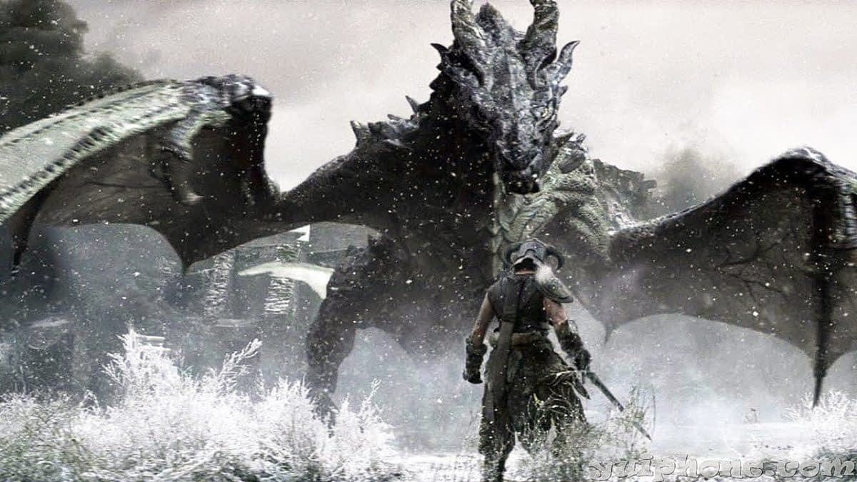 """Elder Scrolls V: Skyrim"" Final Quest Has Taken Flight"