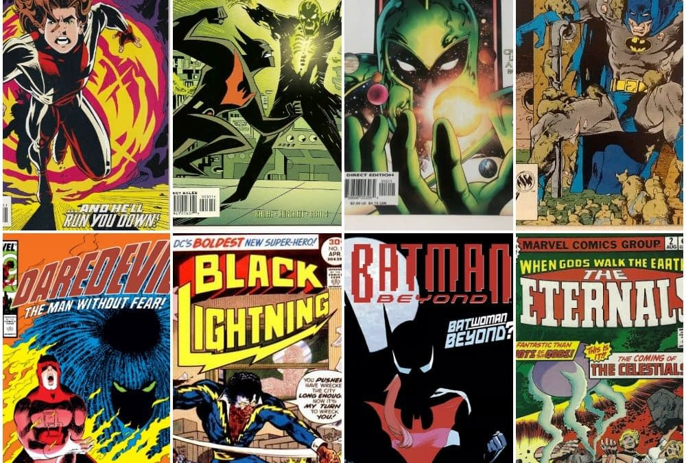 Comic Store In Your Future - Still More 25 Hot Comics