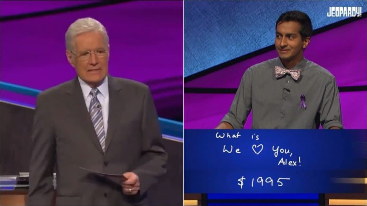 """Jeopardy!"" Host Alex Trebek's Surprise Was The Right Question at The Right Time [OPINION]"