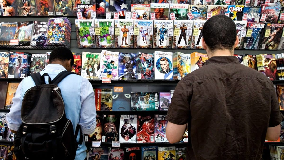 Does the Comics Industry Need Disrupting Too?