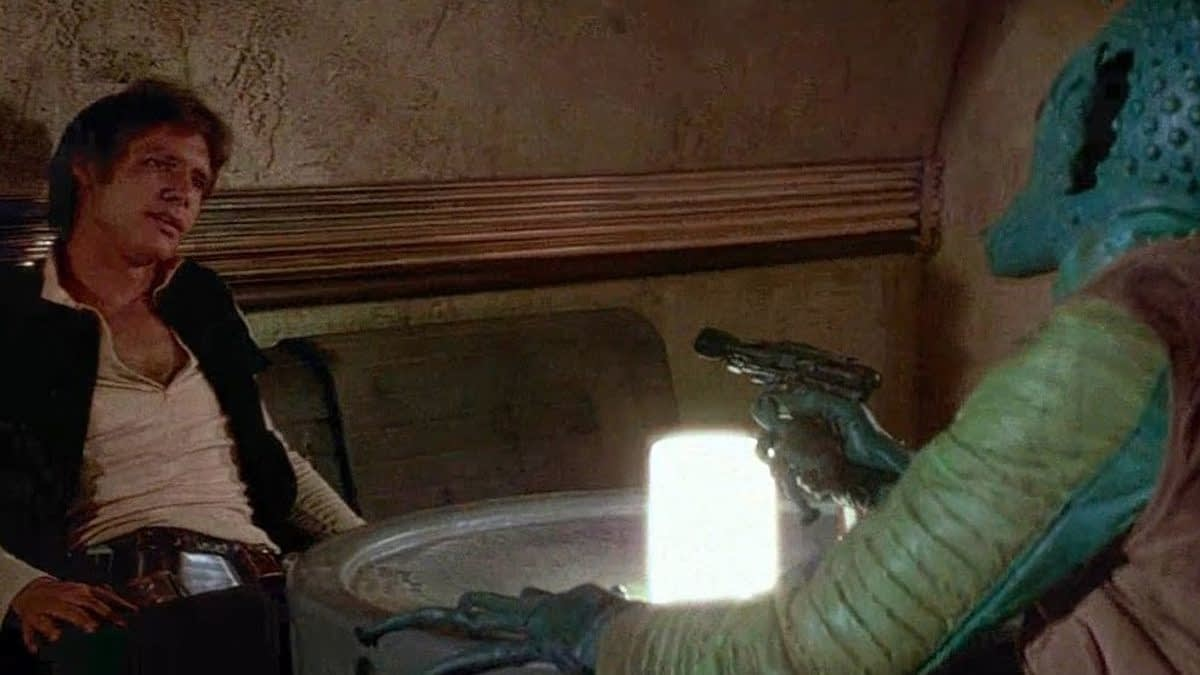 Disney Has Chance to Fix Star Wars' Han/Greedo Scene for Disney+, Makes It Worse Instead