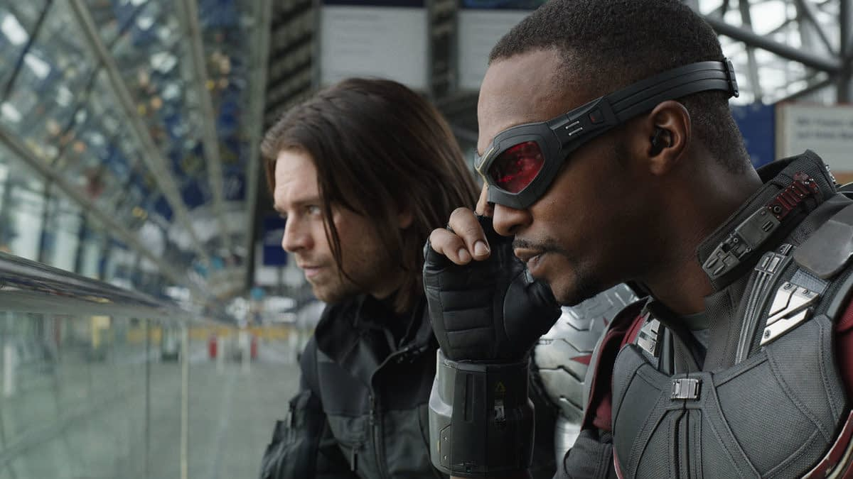 """The Falcon and The Winter Soldier"": Disney+ Shares Character Concept Art [IMAGES]"