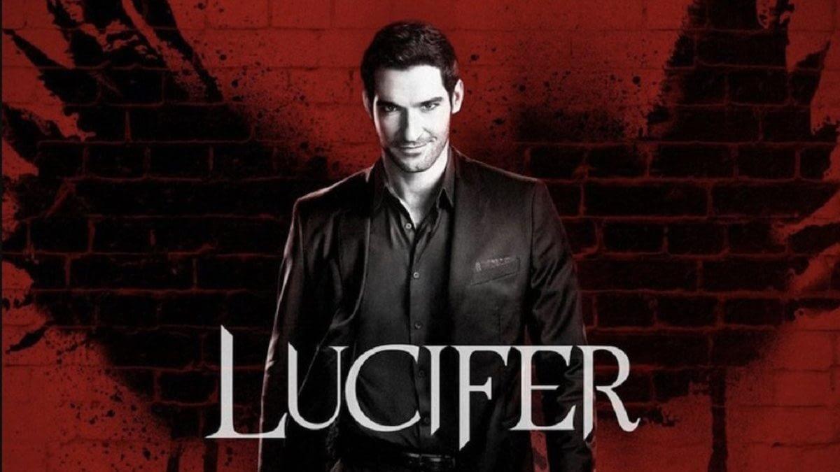 """""""Lucifer"""" Season 5: D.B. Woodside's Amenadiel Looks Sharp (But Not Happy) Back in Hell [PREVIEW]"""