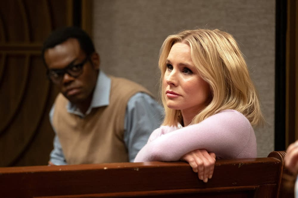 """The Good Place"" Season 4 ""The Funeral to End All Funerals"": Sorry, ""Soul Squad"" - You... Win? [SPOILER REVIEW]"