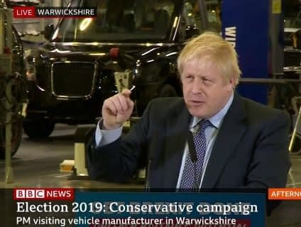 Prime Minister Boris Johnson Takes Credit for Spider-Man and Superman Being British, Forgets About Batman