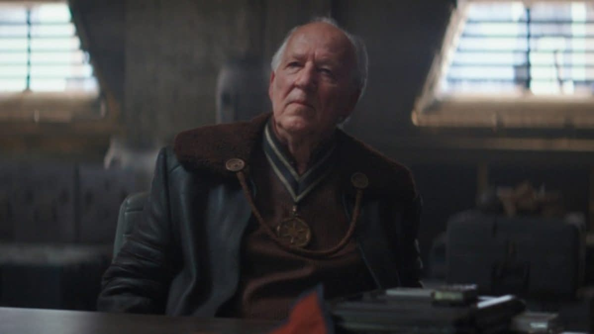 "Werner Herzog Has High Praise for ""The Mandalorian"""