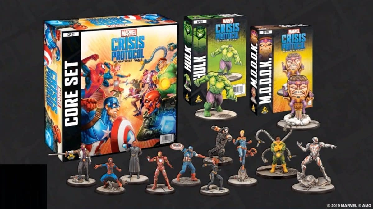 """""""Marvel: Crisis Protocol"""" Everything a Super Hero Game Should Be (Review)"""