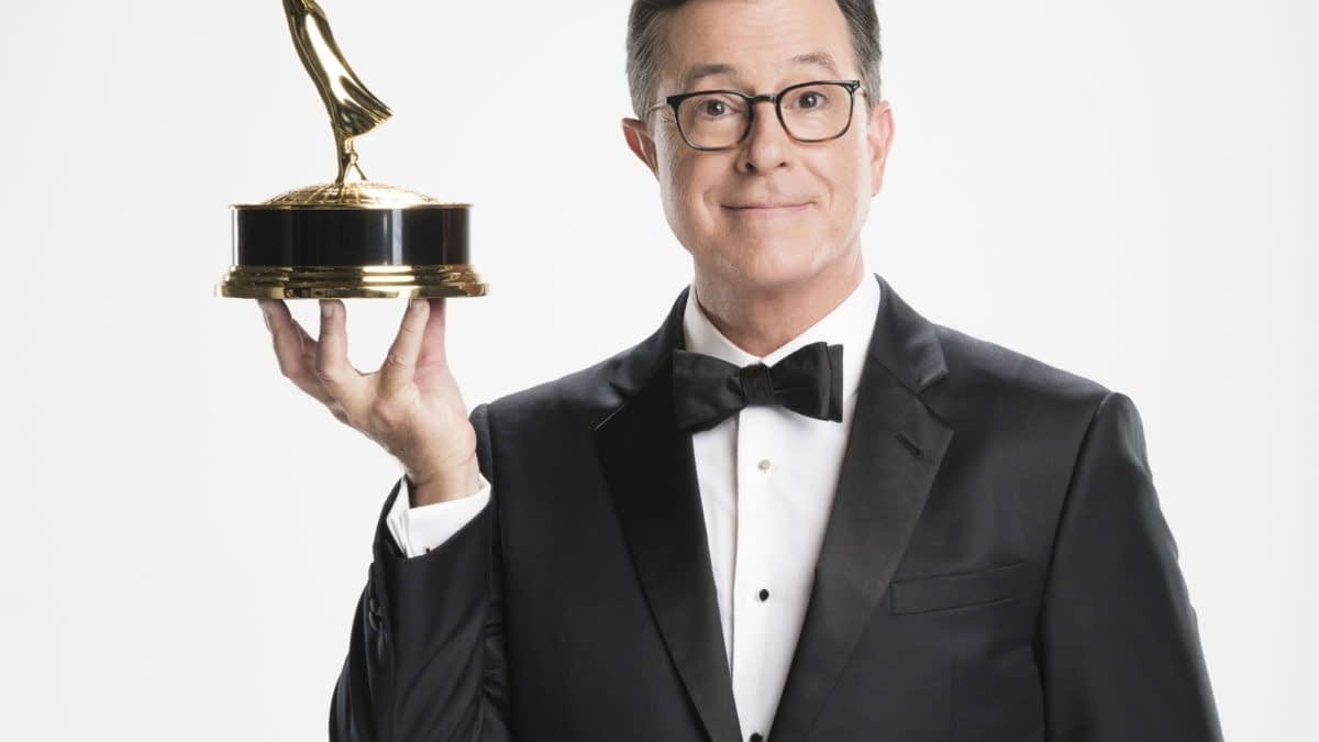 "New Organ Donor Team Announced for ""The Late Show with Stephen Colbert"""