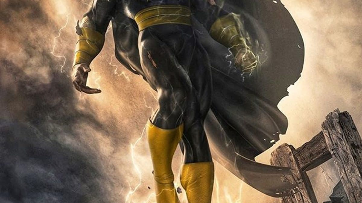 "Dwayne Johnson Reveals the ""Black Adam"" Release Date"