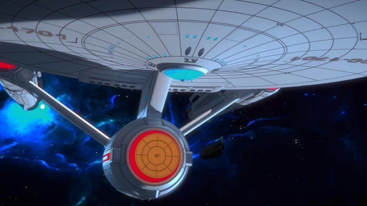 """Star Trek: Short Treks"" Season 2 Offers First-Looks at Animated Stories [PREVIEW]"