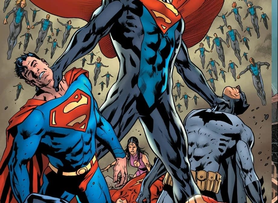 Surrogates Creator Robert Venditti is the New Justice League Writer for 2020, With Doug Mahnke, Jaime Mendoza, Aaron Lopresti and Matt Ryan