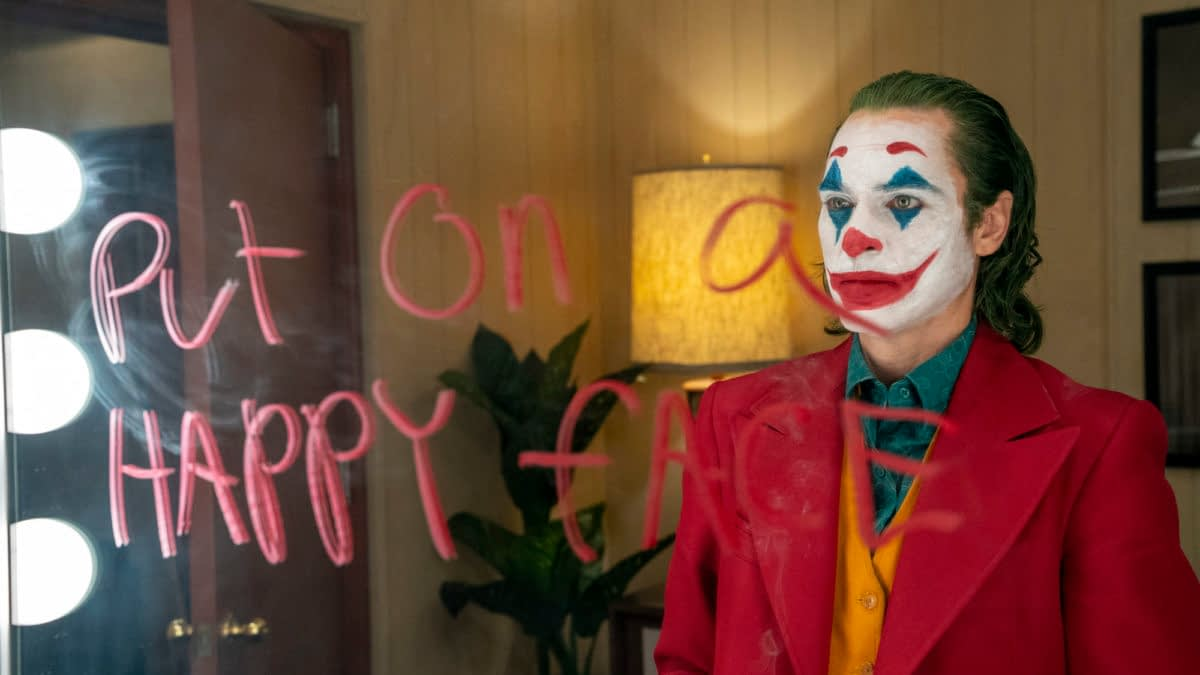 'Joker' Has Now Grossed $1 Billion Globally