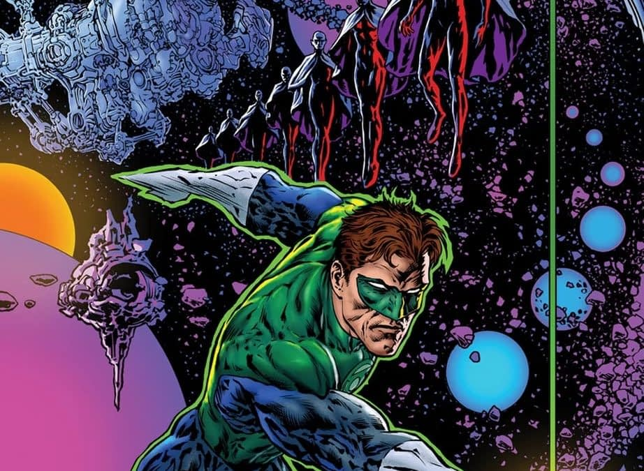 The Green Lantern Season Two Begins in February 2020 from Grant Morrison and Liam Sharp