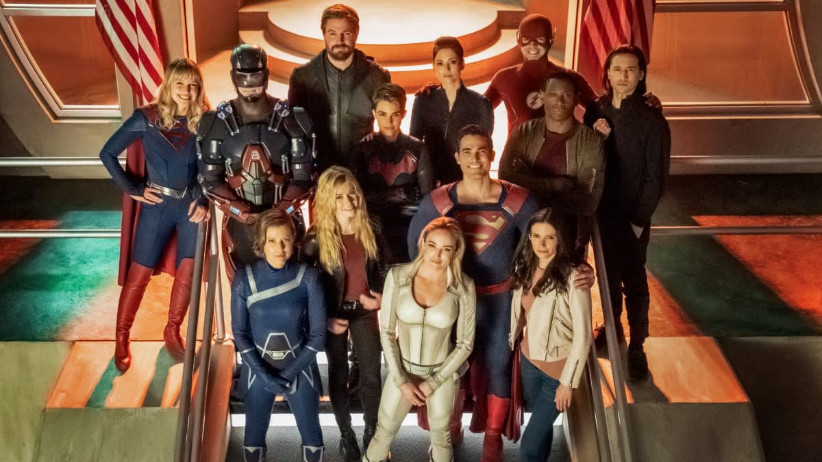 """Crisis on Infinite Earths: Part One"" - The CW Releases Preview Images for Arrowverse Crossover Event"
