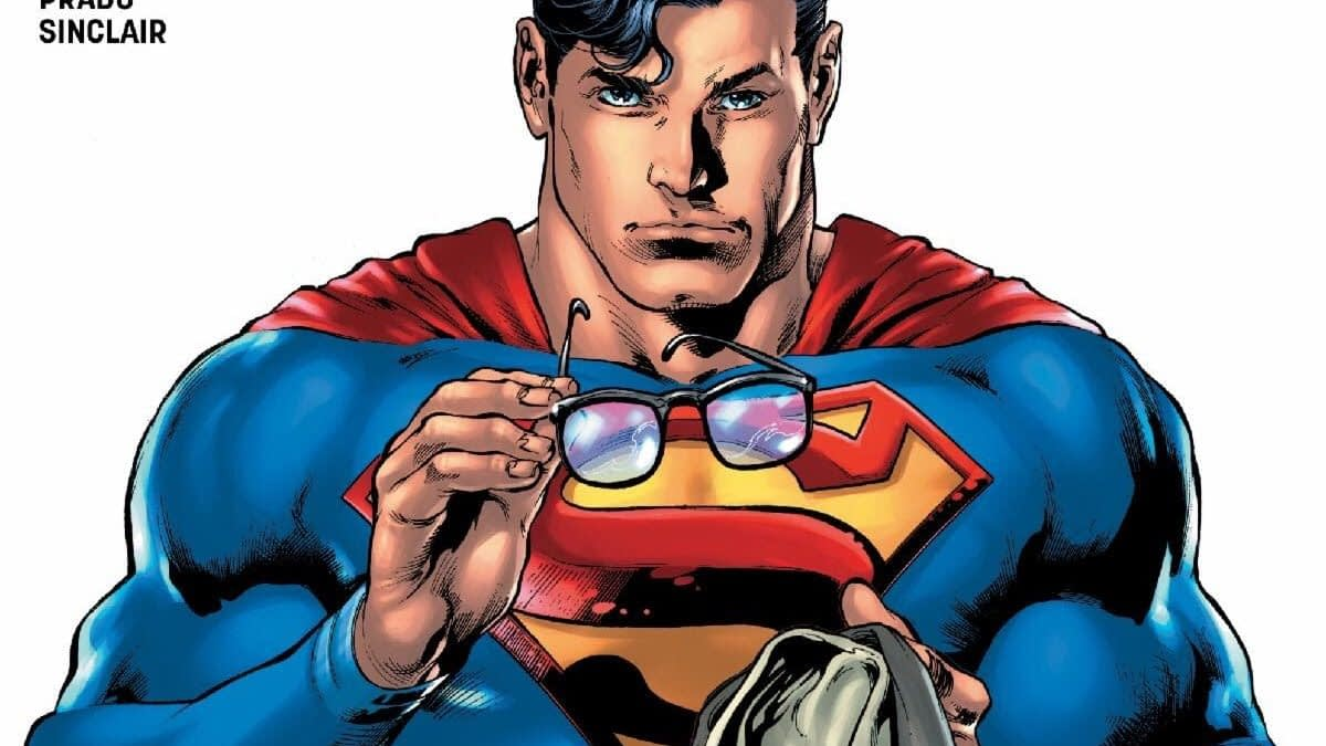 "DC Comics Adds ""Revealed To The World!"" to Superman #18 Secret Identity Reveal Cover"
