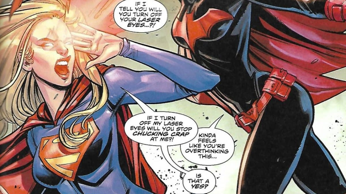 Batwoman Meets Supergirl For the First Time! Plus Solicitation Issues, DC Giants in Walmart for November
